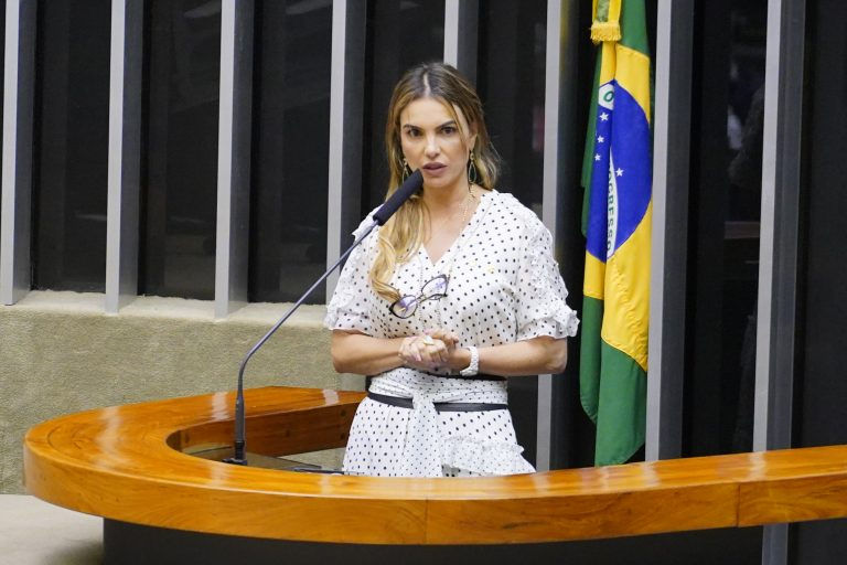 Ordem do dia para deliberação de vetos. Dep. Paula Belmonte (CIDADANIA - DF)