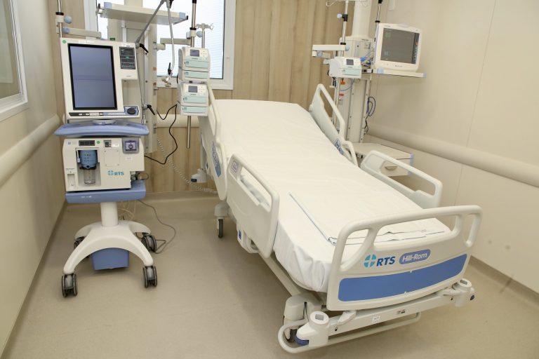 Saúde - hospitais - leitos UTIs terapia intensiva internação pacientes doentes alta complexidade coronavírus