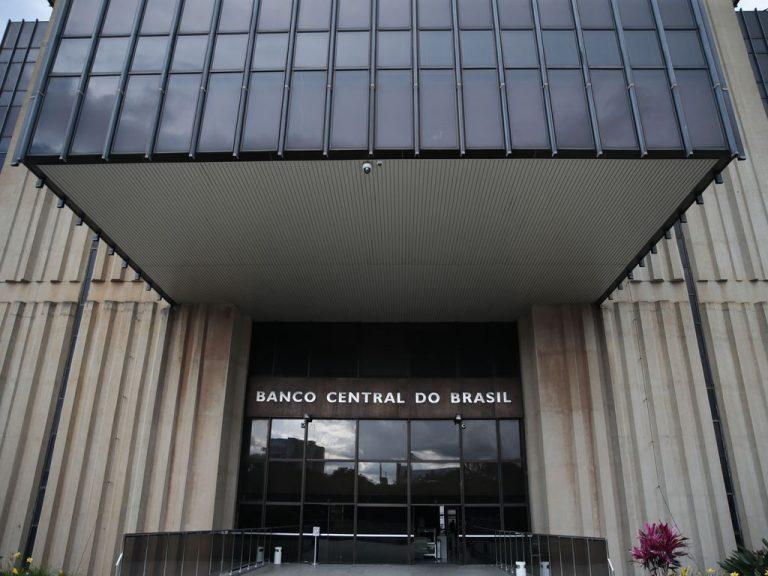 Brasília - monumentos e prédios públicos - Banco Central edifício-sede política monetária juros Copom mercado financeiro economia moedas