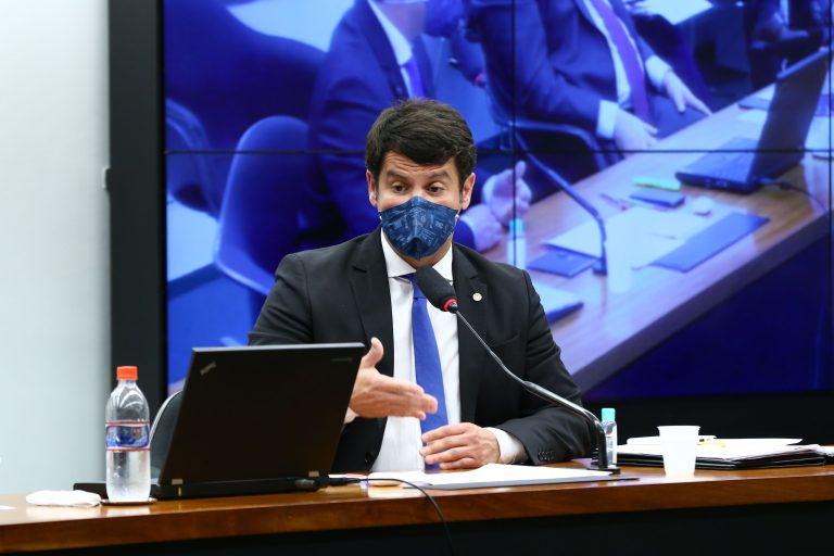 Reunião Técnica com o Sr. General Eduardo Pazuello, Ministro da Saúde. Dr. Luiz Antonio Teixeira Jr. (PP - RJ)
