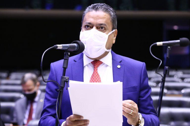 Ordem do dia para votação de propostas. Dep. Hiran Gonçalves (PP - RR)