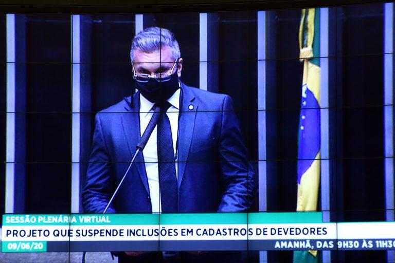 Ordem do dia para votação de propostas. Dep. Julian Lemos (PSL - PB)