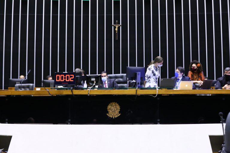Ordem do dia. Vice-Presidente da Câmara dos Deputados, dep. Marcos Pereira (REPUBLICANOS - SP)