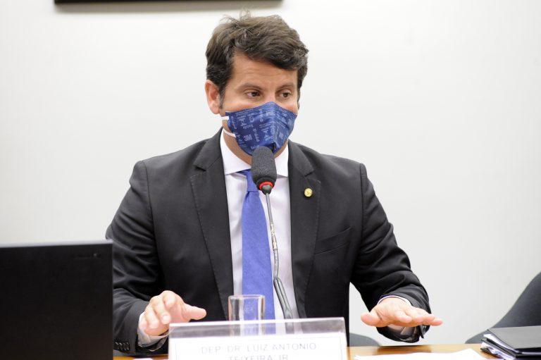 Reunião Técnica por videoconferência - Medicamentos Sedativos. Dep. Dr. Luiz Antonio TeixeiraJr. (PP - RJ)