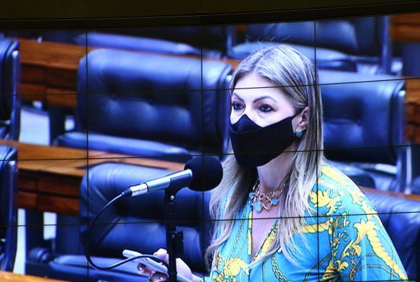 Ordem do dia para votação de propostas. Dep. Aline Sleutjes (PSL - PR)