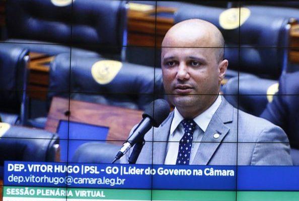 Ordem do dia. Dep. Vitor Hugo (PSL - GO)