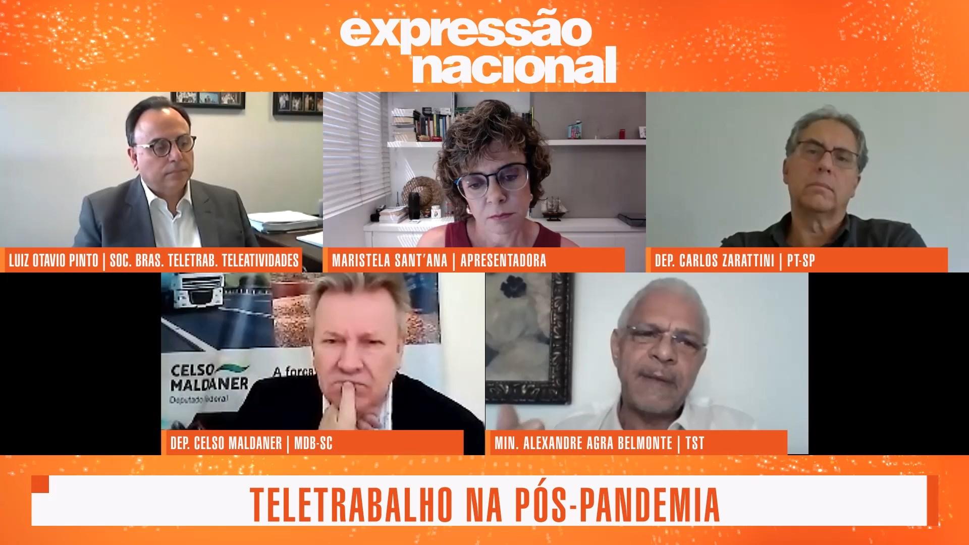 Teletrabalho pós-pandemia