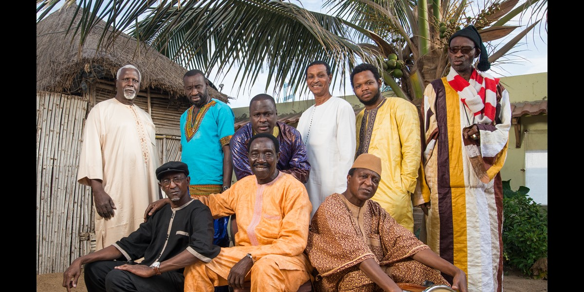 Orquestra Baobab de Dacar: 50 anos