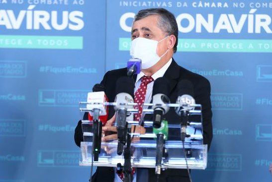 Prorrogação do auxílio emergencial e a PEC 18 - Adiamento das eleições. Dep. José Guimarães (PT - CE)