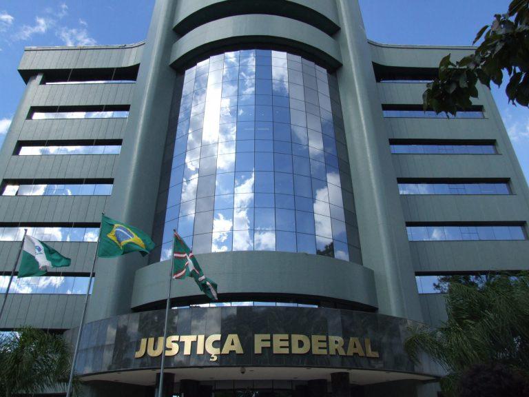 Direito e Justiça - Geral - Justiça Federal fachada no Paraná