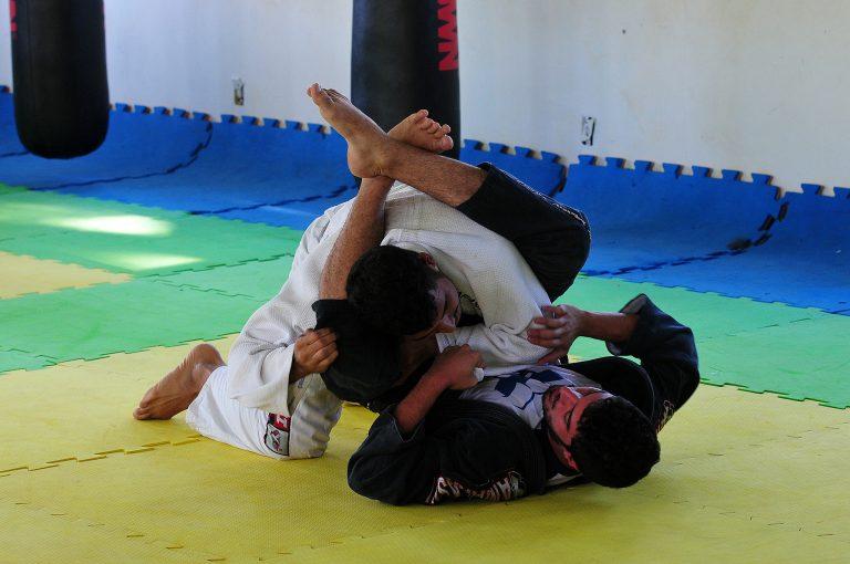 Esporte - geral - artes marciais lutas treinamento atletas condicionamento físico atletas