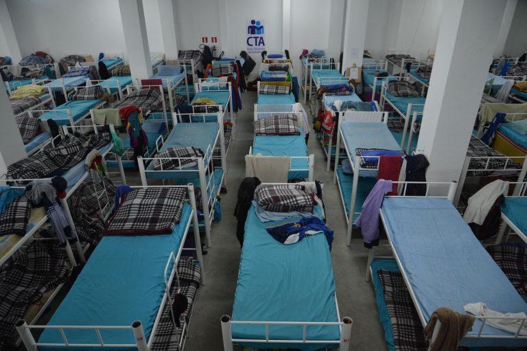 Assistência Social - geral - CTA Centro Temporário de Acolhimento em São Paulo abrigos população de rua