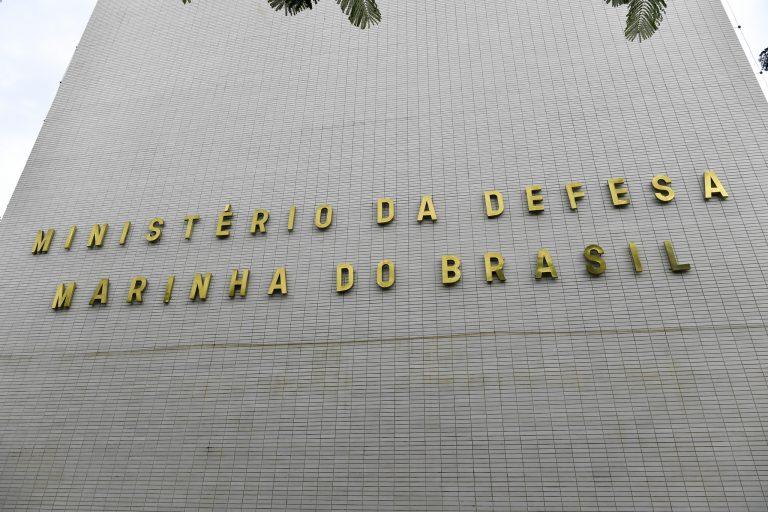 Brasília - esplanada - Ministério da Defesa - Marinha