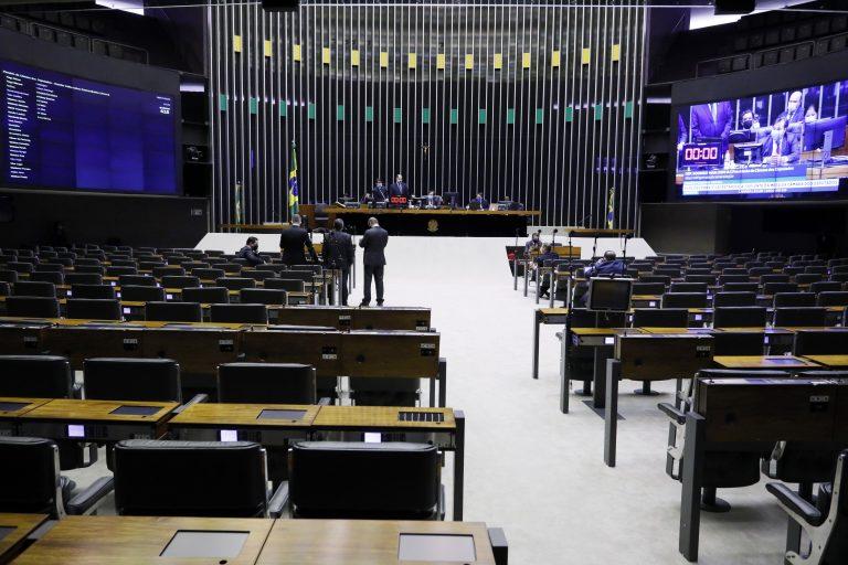 Sessão para a votação de propostas legislativas