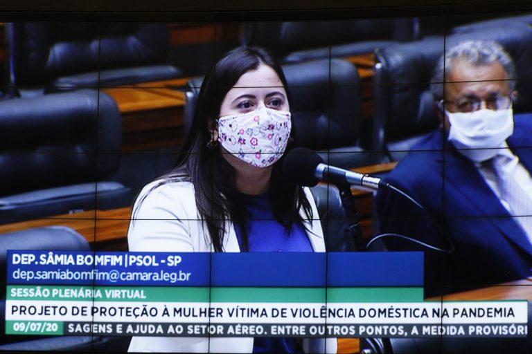 Ordem do dia. Dep. Sâmia Bomfim (PSOL - SP)