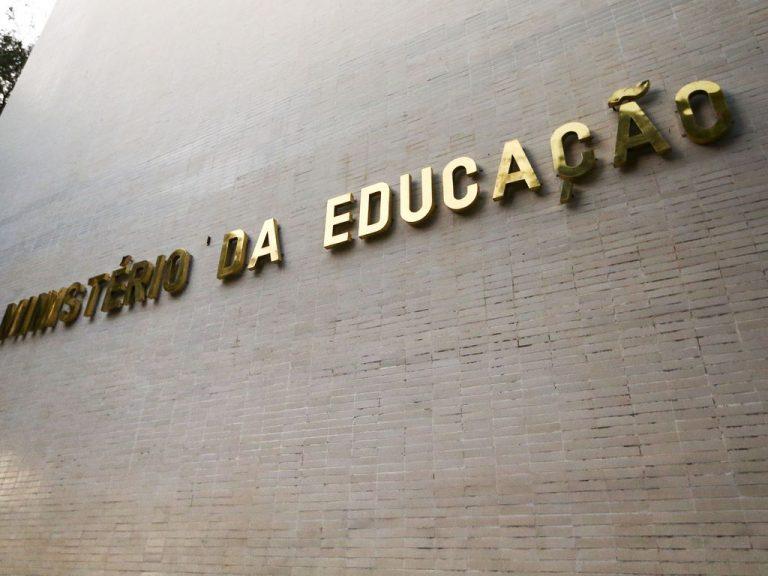 Brasília - Esplanada - Ministério da Educação fachada