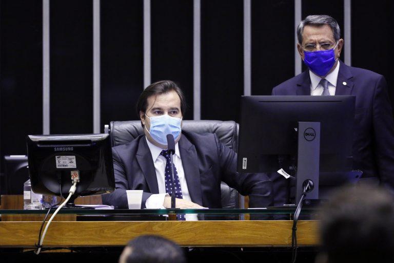 Maia confirma retomada do debate da reforma tributária e votação ...