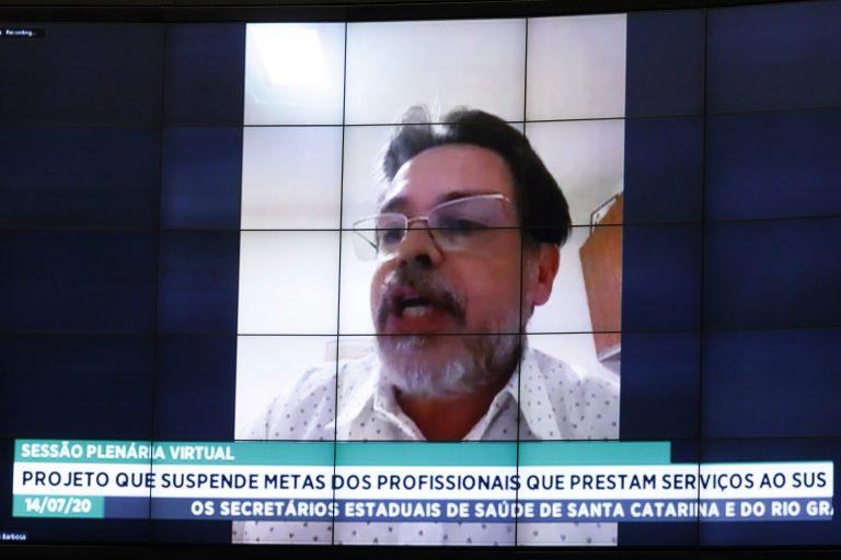 Ordem do dia. Dep. Eduardo Barbosa(PSDB - MG)
