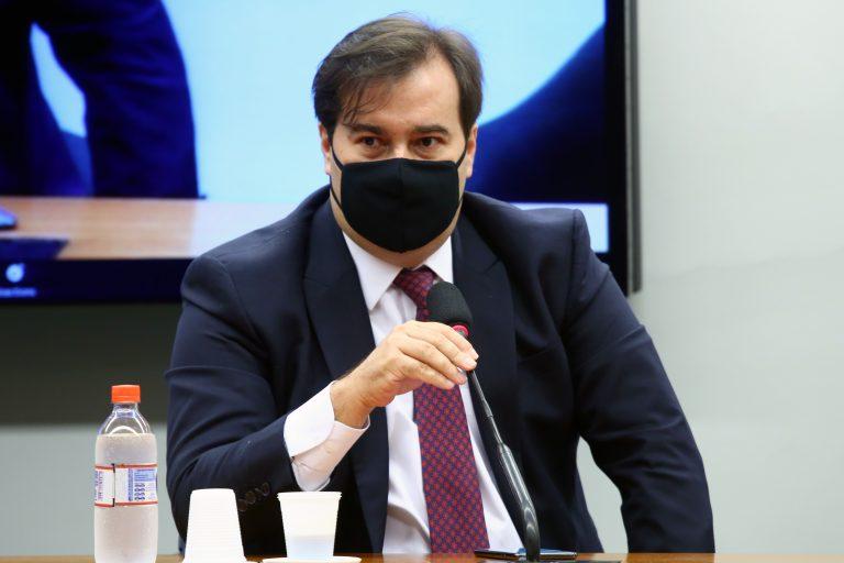 Debate sobre a Reforma Tributária. Presidente da Câmara dos Deputados, dep. Rodrigo Maia (DEM - RJ)