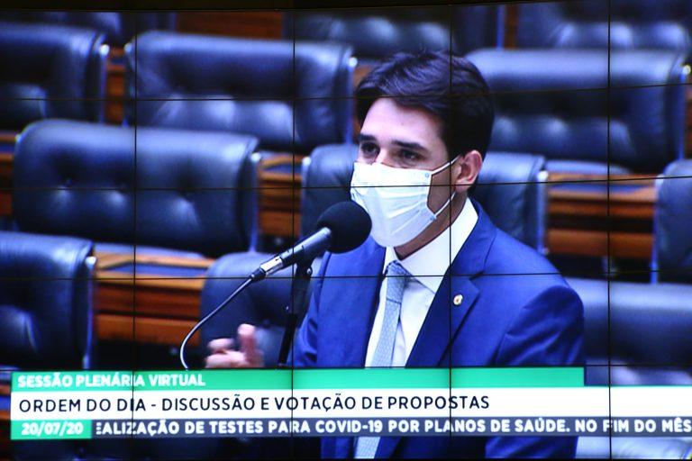 Ordem do dia. Dep. Silvio Costa Filho (REPUBLICANOS - PE)