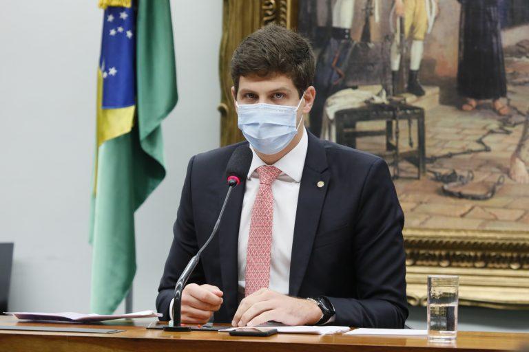 Lançamento da Frente Parlamentar em Defesa da Renda Básica. Dep. João H. Campos (PSB - PE)