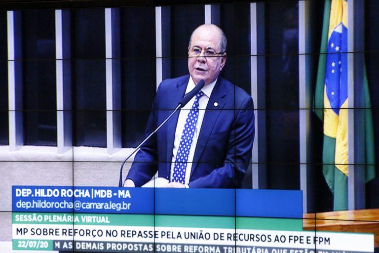 Ordem do dia. Dep. Hildo Rocha(MDB - MA)