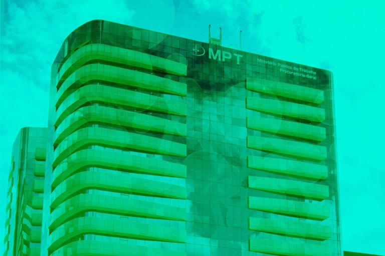 Ministério Público do Trabalho. Sede do MPT