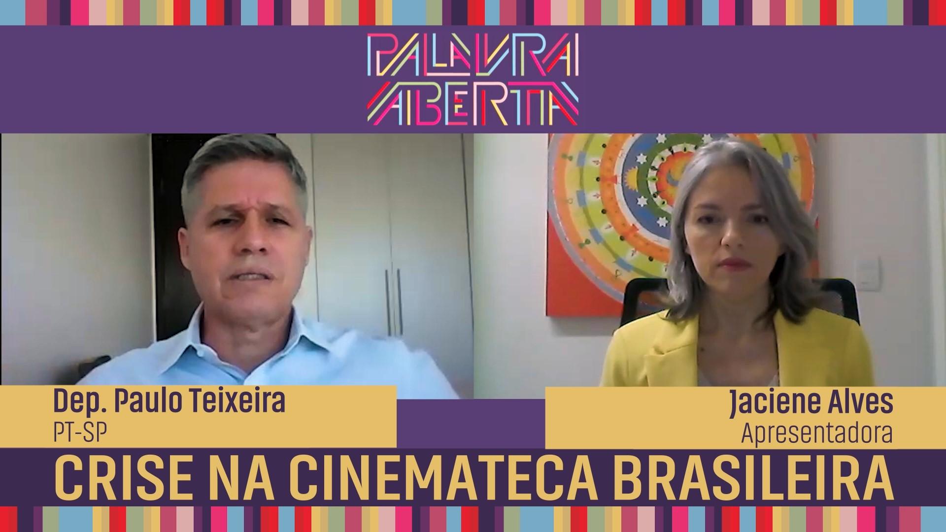 Crise na Cinemateca Brasileira