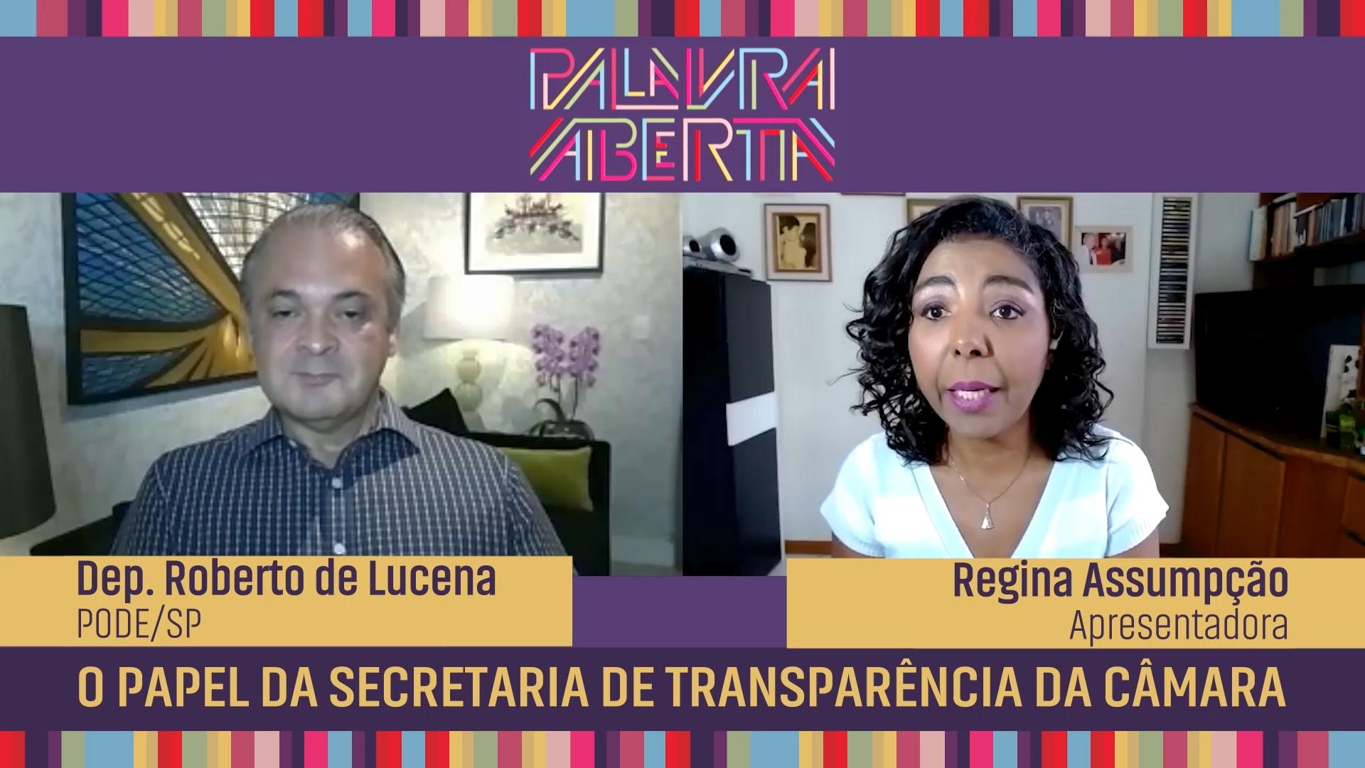 O papel da Secretaria de Transparência da Câmara