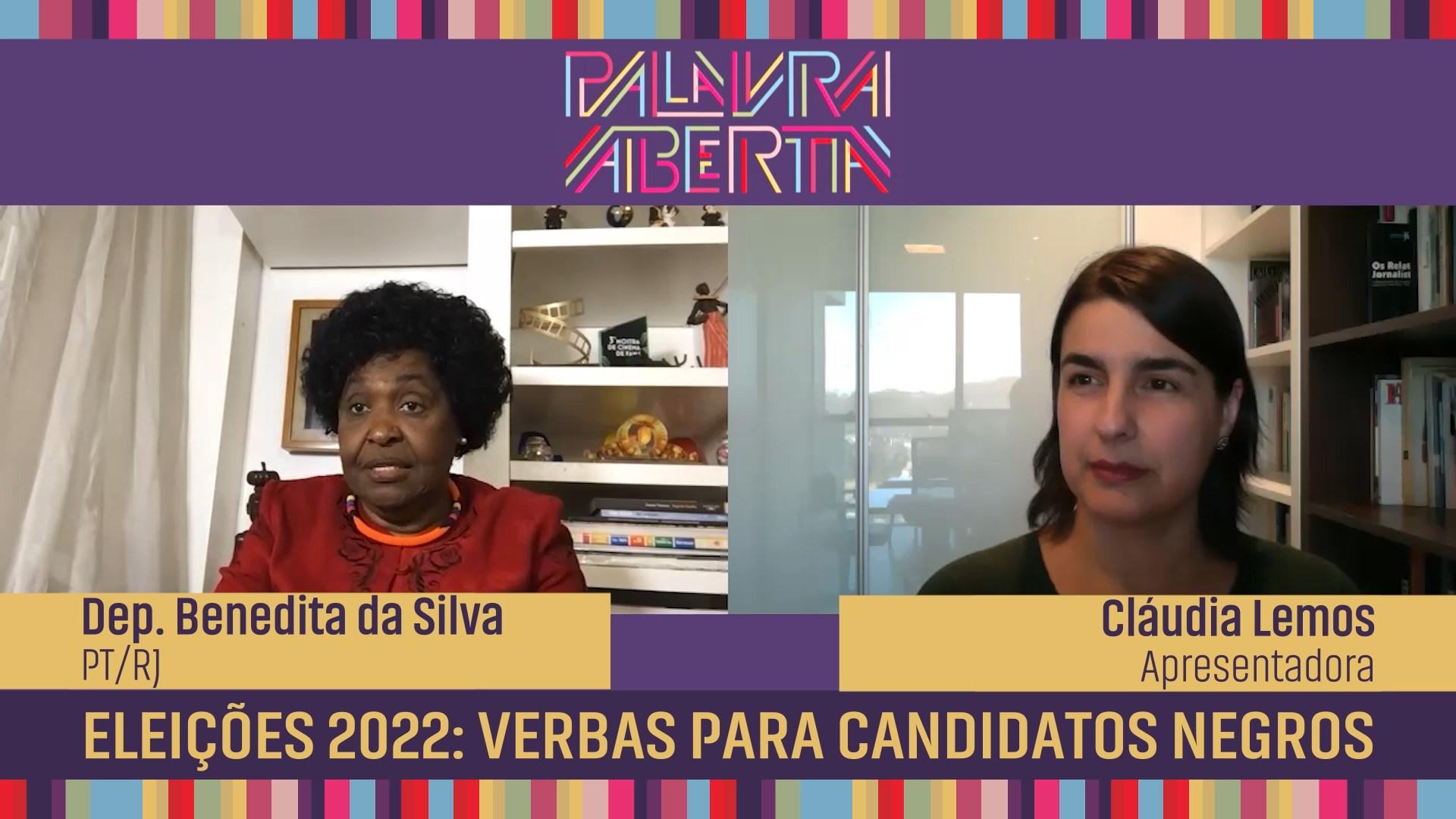 Eleições 2022: verbas para candidatos negros