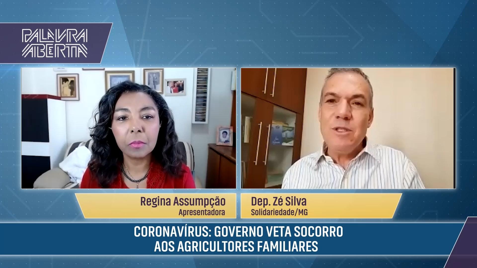 Coronavírus: governo veta socorro aos agricultores familiares