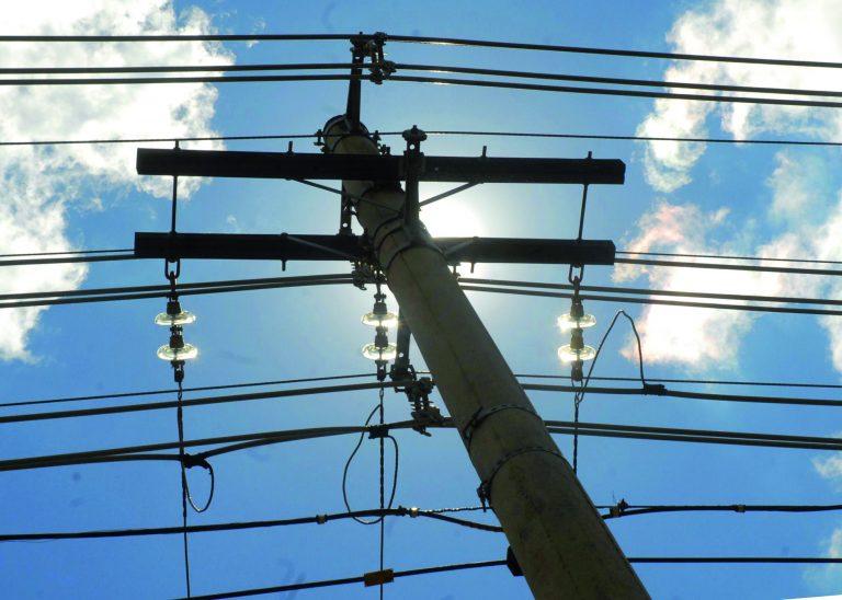 Energia - Elétrica - Transmissão de energia elétrica