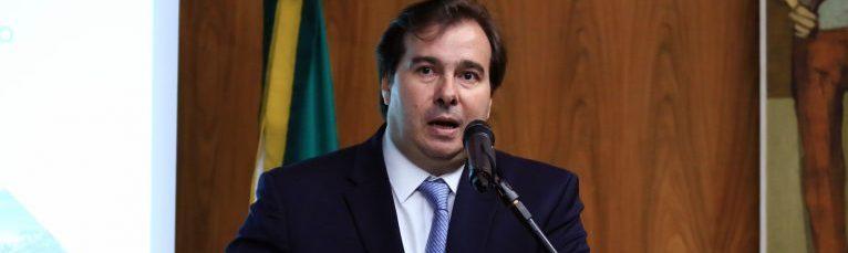 Lançamento do livro Perdas e Desperdício de Alimentos: Estratégias para Redução. Presidente da Câmara dep. Rodrigo Maia (DEM-RJ)