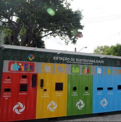 coleta seletiva lixo reciclagem Curitiba