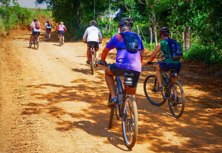 Turismo - Brasil - turismo rural cicloturismo bicicletas aventuras desbravar trilhas ecoturismo natureza