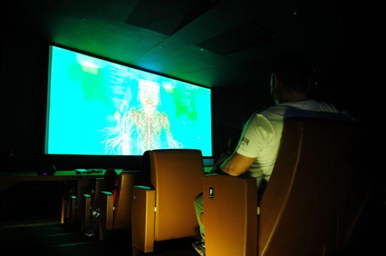 Cultura - cinema - público sala exibição filmes projeções telas espaços culturais