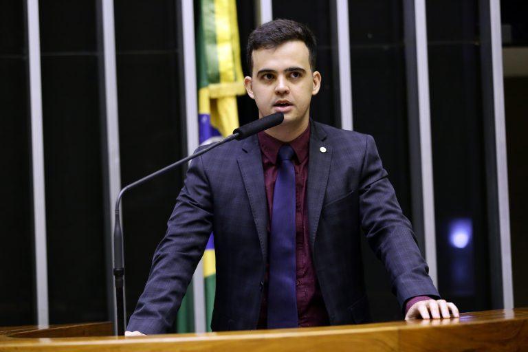 Homenagem ao Dia da Educação Brasileira. Dep. Cabo Junio Amaral (PSL-MG)