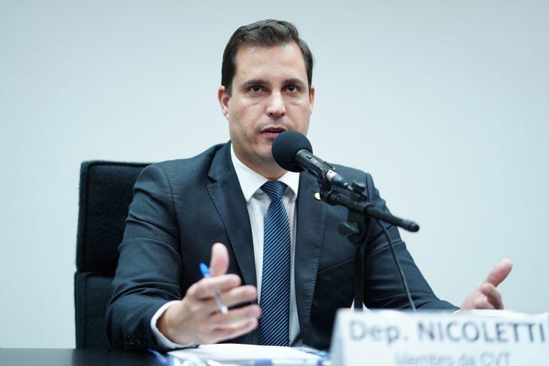 XIX Seminário Brasileiro do Transporte Rodoviário de Cargas. Dep. Nicoletti (PSL-RR)
