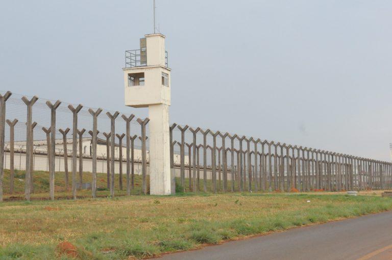 Segurança - presídio - penitenciária da Papuda (DF)