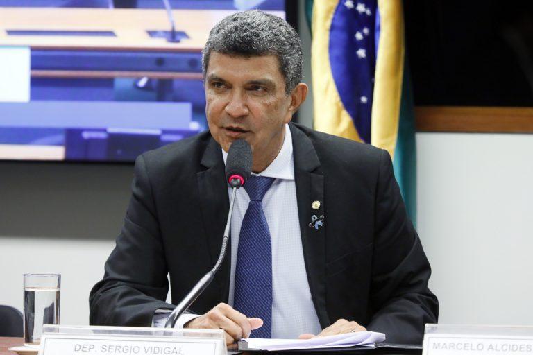 """Audiência Pública - Tema: """"Revisão quinquenal do contrato de concessão da BR-101/ES"""". Dep. Sergio Vidigal (PDT-ES)"""