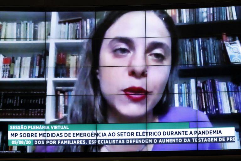 Ordem do dia. Dep. Fernanda Melchionna(PSOL - RS)