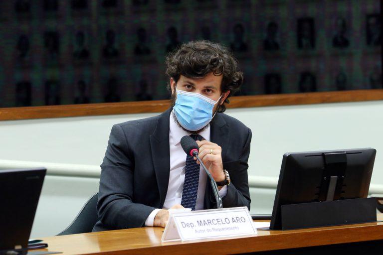 75ª Reunião Técnica por videoconferência - A situação dos pacientes com doenças raras na Pandemia da Covid-19. Dep. Marcelo Aro (PP - MG)
