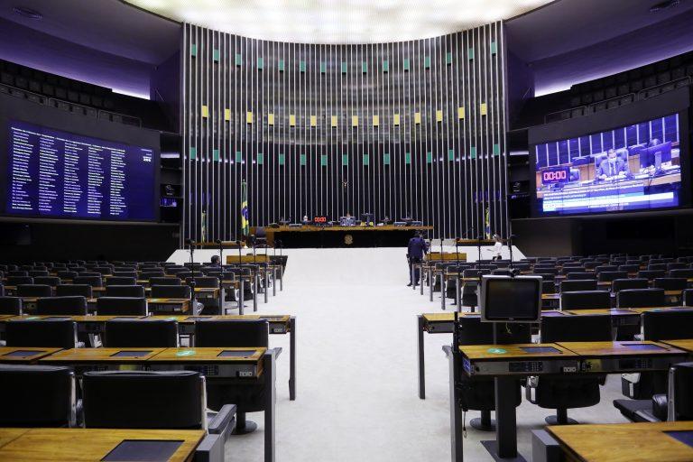 Deliberação de Vetos e Projetos de Lei. Vice-presidente da Câmara dos Deputados, dep. Marcos Pereira (REPUBLICANOS - SP)