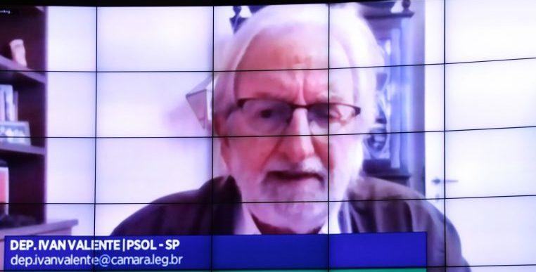 Breves comunicações. Dep. Ivan Valente(PSOL - SP)