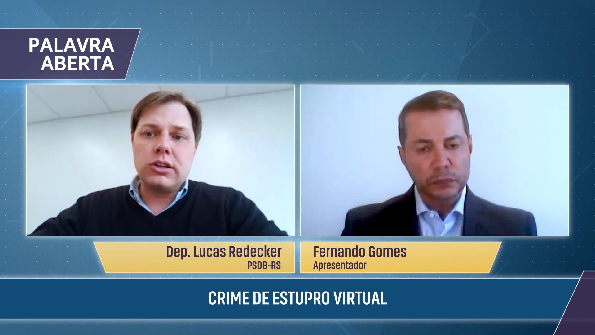 Crime de estupro virtual