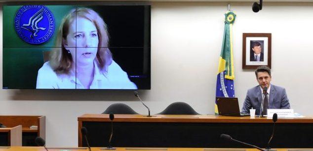 Olhar Internacional: Vacinas contra a COVID-19. Dep. Alex Manente (CIDADANIA - SP)