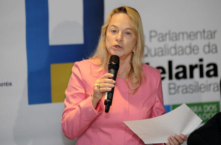 Café da Manhã/Reunião da Frente Parlamentar pela Qualidade da Hotelaria Brasileira para defender os usuários e trabalhadores da hotelaria, e dar aos empresários as condições de prestarem um serviço de qualidade. Dep. Magda Mofatto (PR-GO)