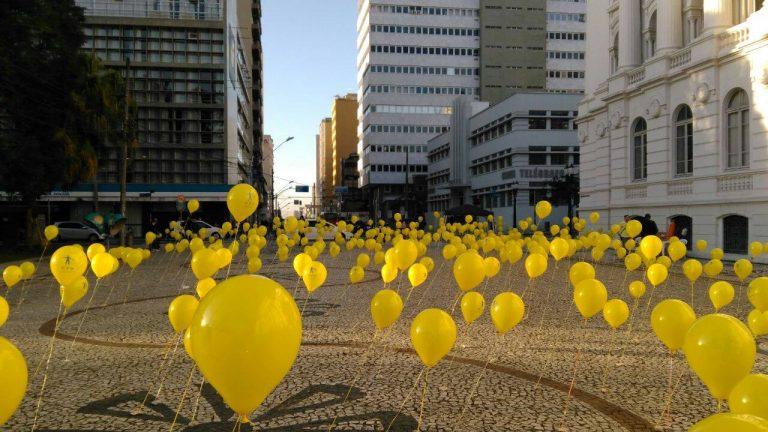 Setembro Amarelo - Suicídio