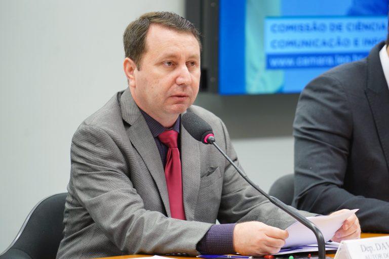 Audiência Pública - Tema: Os crimes cibernéticos e as soluções legais para que as autoridades de persecução penal acessem provas telemáticas importantes para resolução de investigações criminais. Dep. David Soares (DEM-SP)