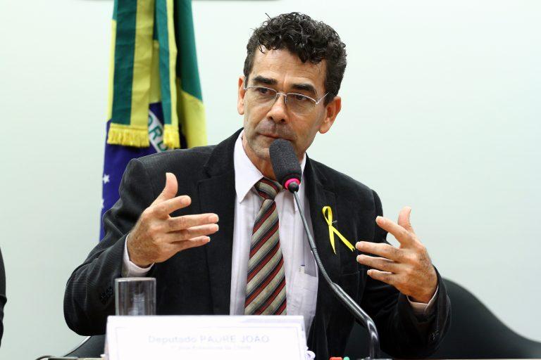 """Audiência Pública - Tema: """"Lançamento de Relatório da Human Rights Watch Brasil"""". Dep. Padre João (PT - MG)"""